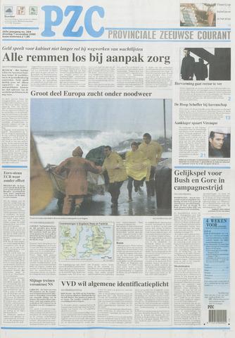 Provinciale Zeeuwse Courant 2000-11-07