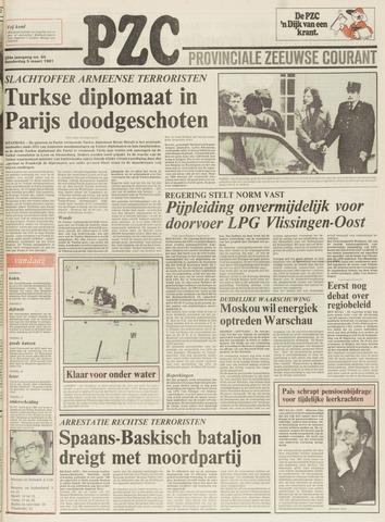 Provinciale Zeeuwse Courant 1981-03-05