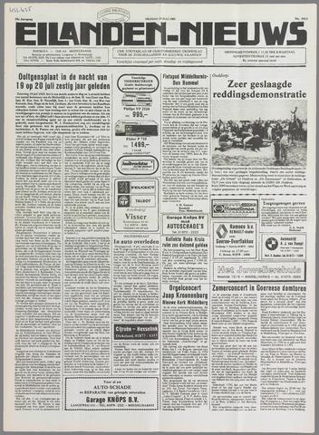 Eilanden-nieuws. Christelijk streekblad op gereformeerde grondslag 1985-07-19