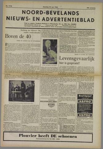 Noord-Bevelands Nieuws- en advertentieblad 1965-05-22