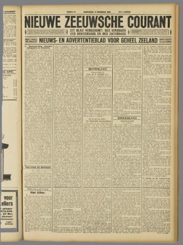 Nieuwe Zeeuwsche Courant 1928-11-15