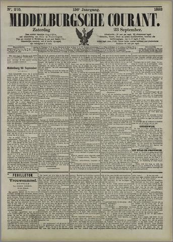 Middelburgsche Courant 1893-09-23