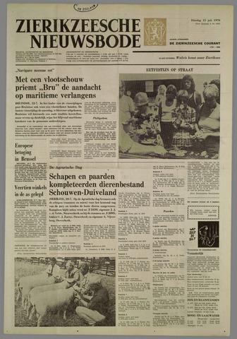 Zierikzeesche Nieuwsbode 1976-07-13