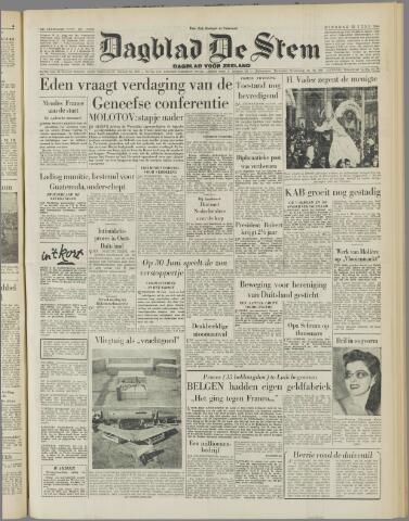 de Stem 1954-06-15