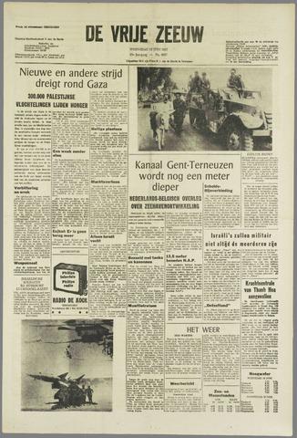 de Vrije Zeeuw 1967-06-14