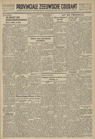 Provinciale Zeeuwse Courant 1946-02-07