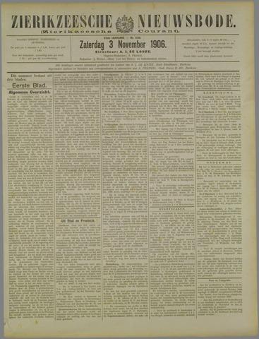Zierikzeesche Nieuwsbode 1906-11-03