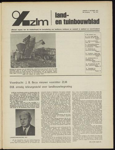 Zeeuwsch landbouwblad ... ZLM land- en tuinbouwblad 1971-10-08