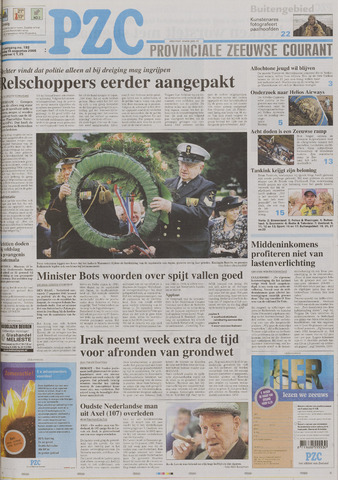 Provinciale Zeeuwse Courant 2005-08-16