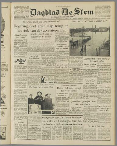 de Stem 1956-03-07