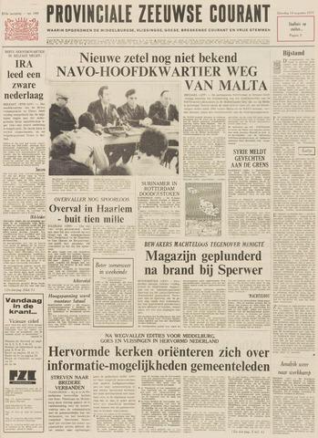 Provinciale Zeeuwse Courant 1971-08-14