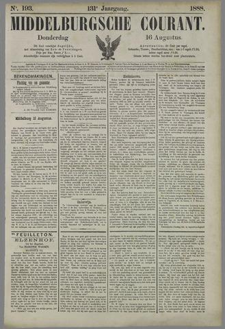 Middelburgsche Courant 1888-08-16