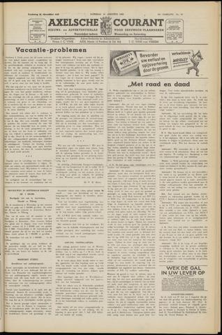 Axelsche Courant 1952-08-16