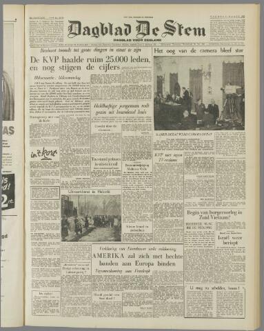 de Stem 1955-03-11