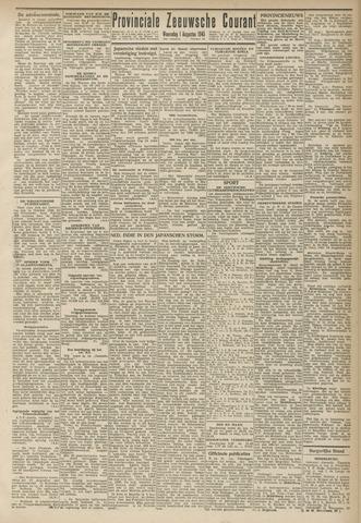 Provinciale Zeeuwse Courant 1945-08-01