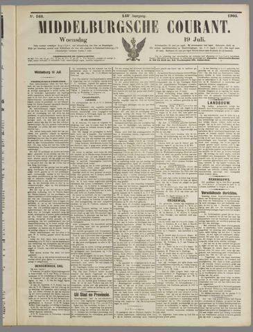 Middelburgsche Courant 1905-07-19