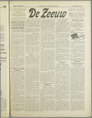 De Zeeuw. Christelijk-historisch nieuwsblad voor Zeeland 1937-03-23