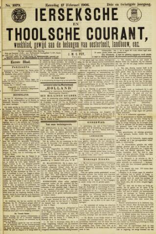 Ierseksche en Thoolsche Courant 1906-02-17