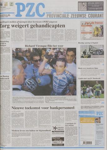 Provinciale Zeeuwse Courant 2004-07-15