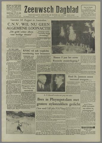 Zeeuwsch Dagblad 1957-11-14