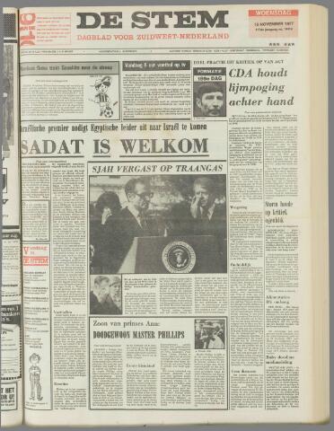 de Stem 1977-11-16