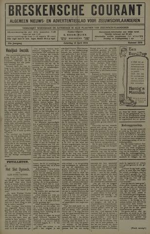 Breskensche Courant 1924-04-12
