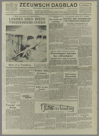 Zeeuwsch Dagblad 1954-01-13