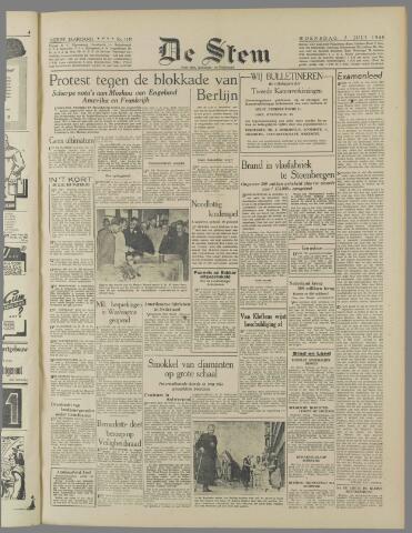de Stem 1948-07-07