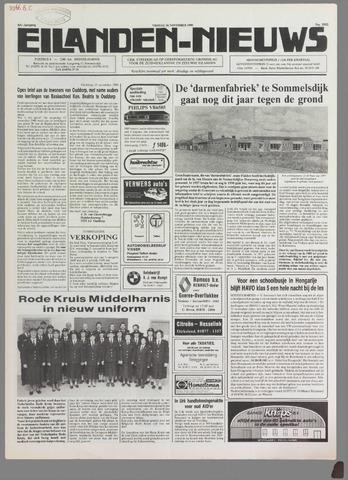 Eilanden-nieuws. Christelijk streekblad op gereformeerde grondslag 1990-11-16