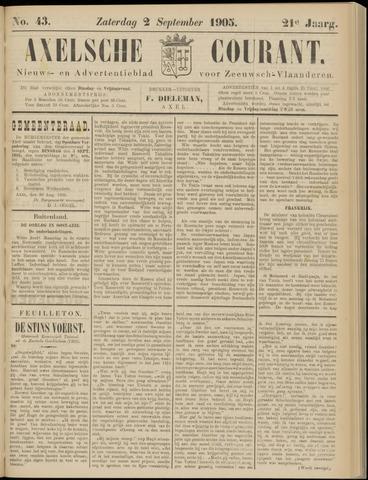 Axelsche Courant 1905-09-02