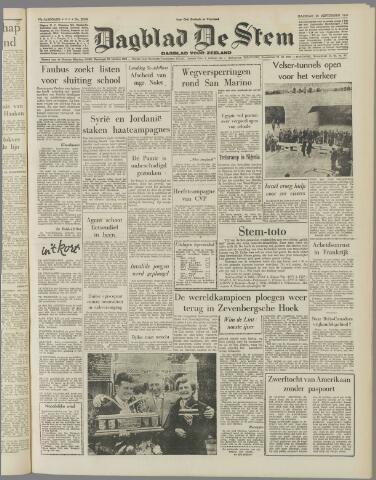 de Stem 1957-09-30