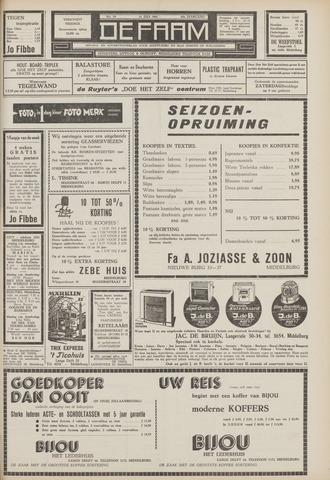 de Faam en de Faam/de Vlissinger 1961-07-21