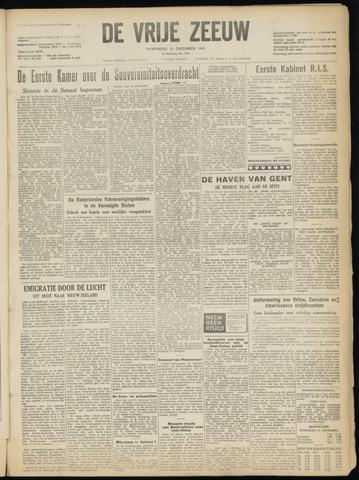 de Vrije Zeeuw 1949-12-21