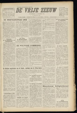 de Vrije Zeeuw 1948-10-14