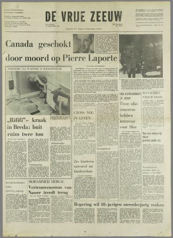 de Vrije Zeeuw 1970-10-19