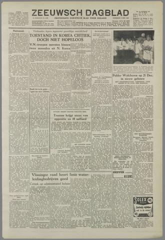 Zeeuwsch Dagblad 1950-12-02