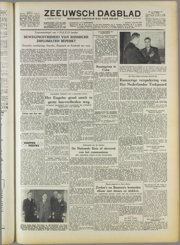 Zeeuwsch Dagblad 1952-03-11