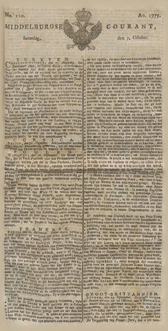 Middelburgsche Courant 1775-10-07