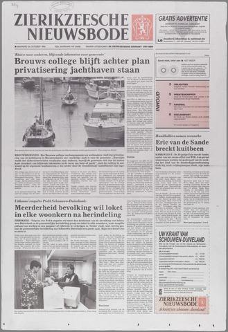 Zierikzeesche Nieuwsbode 1995-10-30
