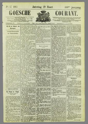Goessche Courant 1913-03-29