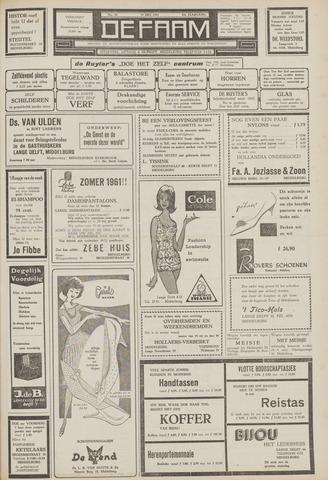 de Faam en de Faam/de Vlissinger 1961-05-19