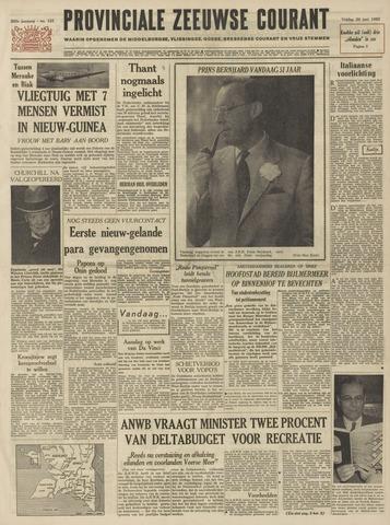 Provinciale Zeeuwse Courant 1962-06-29