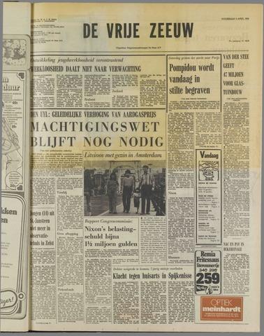 de Vrije Zeeuw 1974-04-04