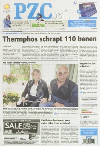Provinciale Zeeuwse Courant 2010-04-15
