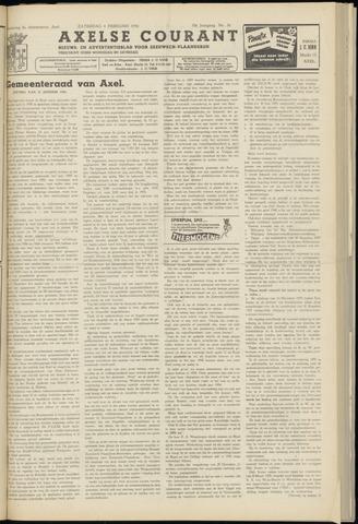 Axelsche Courant 1956-02-04