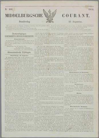 Middelburgsche Courant 1854-08-24