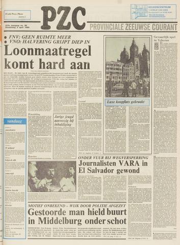 Provinciale Zeeuwse Courant 1980-04-03