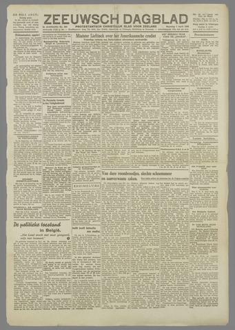 Zeeuwsch Dagblad 1946-04-01