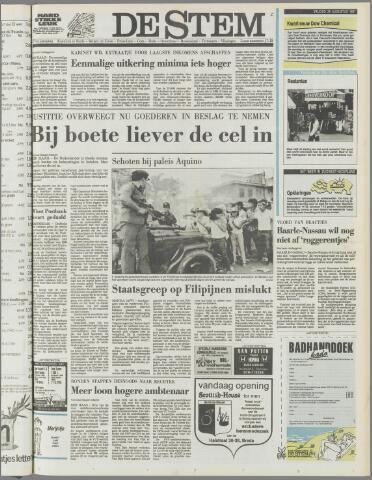 de Stem 1987-08-28