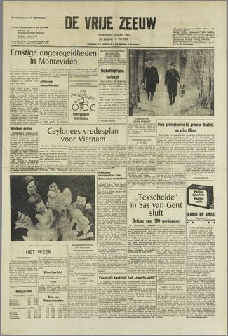 de Vrije Zeeuw 1967-04-12